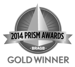 2014 Prism Awards Gold Winner